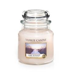 Ароматическая свеча Yankee Candle Закат на озере (1270618E)