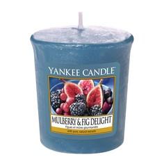 Ароматическая свеча пробная Yankee Candle Ежевика и инжир (1556248E)