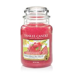 Ароматическая свеча Yankee candle большая Драконий фрукт 623 г