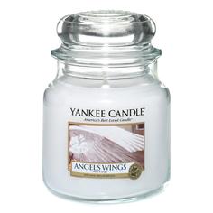 Ароматическая свеча Yankee candle средняя Крылья ангела 411 г