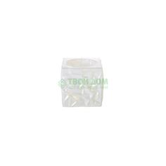 Nachtmann Ice Cube Подсвечник 7 см White