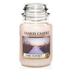Ароматическая свеча Yankee Candle Закат на озере (1270617E)