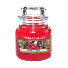 Ароматическая свеча Yankee candle маленькая Красная малина 104 г