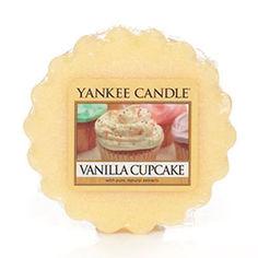 Ароматическая свеча-тарталетка Yankee candle Ванильный кекс 22 г