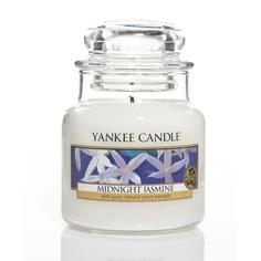 Ароматическая свеча Yankee candle маленькая Полуночный жасмин 104 г