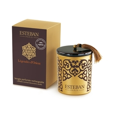 Ароматическая свеча Esteban Легенды востока 170 г
