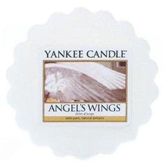 Ароматическая свеча-тарталетка Yankee candle Крылья ангела 22 г