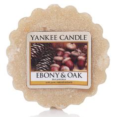 Ароматическая свеча-тарталетка Yankee candle Смола и дуб 22 г