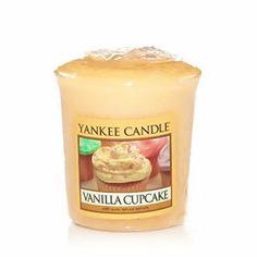Аромасвеча для подсвечника Ванильный кекс 1093714E Yankee Candle