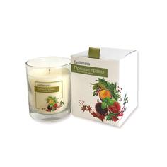 Свеча ароматическая Свечной Двор Пряные травы 8 см