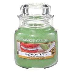 Ароматическая свеча Yankee candle маленькая Макарун 104 г