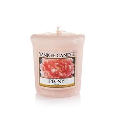 Аромасвеча для подсвечника Yankee candle Пион 49 г