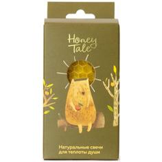 Свеча honey tale 8.5 см мишка