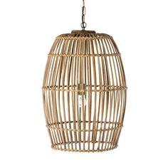 Лампа декор подвесная urban коричн 69см Riverdale