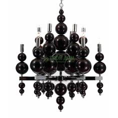 Потолочный светильник Catic 1095/12 Black