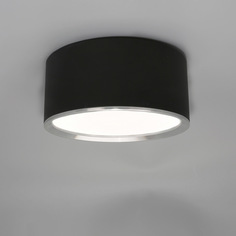 Светильник круглый черный 544-7w-4000k Elvan