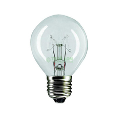 Лампочка PHILIPS LAMPS Standard 40W E27 230V P45 CL 1CT