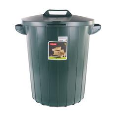 Контейнер для мусора Curver Контейнер для мусора 90 л зелёный (02974/02974-385-66)