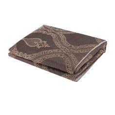 Штора Daily Сидэ 200х270 см 4 предмета коричневый