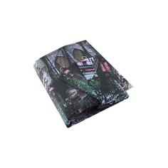 Шторы Togas Манхэттэн 200х260 см 4 пр Black-Pink (50.19.74.0417)