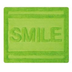 Коврик для ванной Spirella Ibiza Love Smile киви 55x65 см