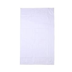Коврик для ванной 60 х 90 см Roberto Cavalli Logo белый (22155)