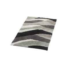 Коврик для ванной Ridder Dune серый 70x120 см