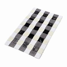 Коврик для ванной Ridder carre серый 60x90