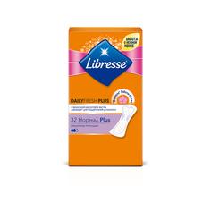 Ежедневные прокладки Libresse Dailyfresh Plus Normal, 32 шт.