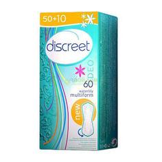 Прокладки Discreet Deo Trio Water Lily 60 шт