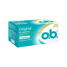 Тампон O.B. Original Normal 32 шт