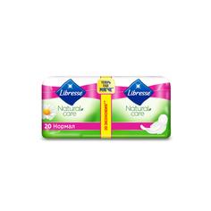 Гигиенические прокладки Libresse Natural Care Ultra Normal DUO, 20 шт.