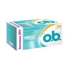 Тампон O.B. Procomfort Normal 32 шт