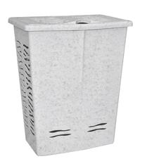 Корзина для белья Пластик центр Aqua