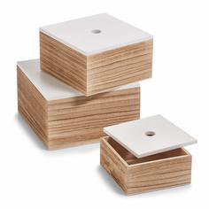 Ящики для хранения 3 предмета Zeller