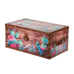 Сундук Fuzhou fashion home scenery 49х28х22.5