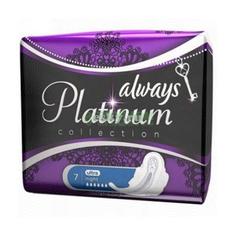Прокладки Always Platinum Collection Night Ultra 7 шт (AL-83718674)