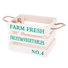 Ящик для хранения Bizzotto deco fruit verde s 111084
