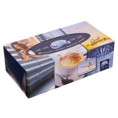 Бумажные салфетки box в боксе Perla 3сл 80 шт Wepa Lucca
