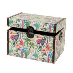 Ящик для хранения Grand forest тропики 34x24x24