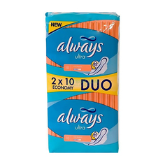 Прокладки Always Ultra Normal Plus Duo 20 шт (AL-83719179)