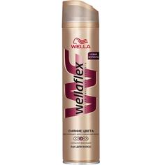 Лак для волос Wellaflex Сияние цвета 400 мл