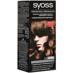 Краска для волос Syoss Color 5-8 ореховый светло-каштановый Schwarzkopf