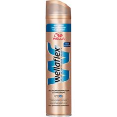 Лак для волос Wellaflex Экстрасильная фиксация 400 мл