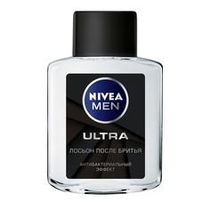 Лосьон после бритья Nivea антибактериальный ultra 100 мл