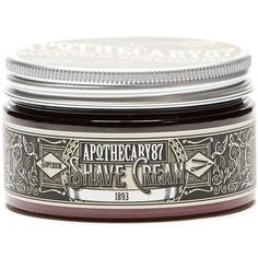 Крем для бритья Apothecary 87 1893 Shave Cream 100 мл