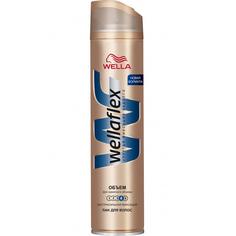 Лак для волос Wellaflex Объем до 2-х дней 250 мл