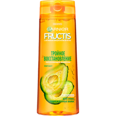 Шампунь Garnier Fructis Тройное Восстановление Для сухих и поврежденных волос 250 мл