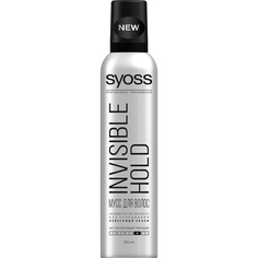 Мусс для волос Syoss Invisible Hold 250 мл