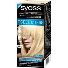Краска для волос Syoss Осветлители 13-0 Ультра осветлитель